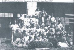 Plátano Gabaceras. Historia y Tradición. Desde finales del S.XIX